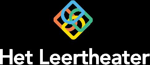 Het Leertheater logo by Ngrane